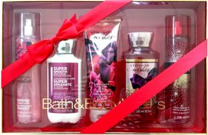 af19b6e469 Bath and body works A THOUSAND WISHES 5 gift set, diamond simmer mist, body  lotion, body cream, shower gel and fragrance mist