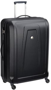 Delsey Keira hard luggage trolley travel suitcase bag 81 Cm with 4 wheels  8de93ce15128c