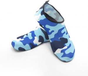 Summer Camo Unisex Adults Swimming Beach Shoes Breathable Quick Dry Diving Outdoor Sports Aqua Water Sneakers