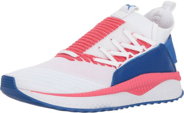 b2ff6f438d9 Puma Tsugi Jun Multi Training Shoes for Women - White   Pink