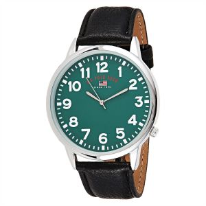 d13310d7e6d U.S. Polo Assn. Men s Green Dial Band Watch - US5283