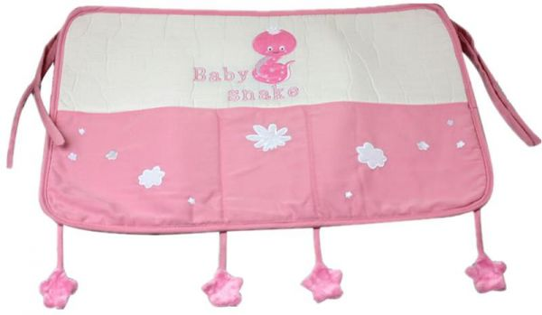 Baby Hanging Organizer Bedside Storage Bag For Bunk And Dorm Rooms