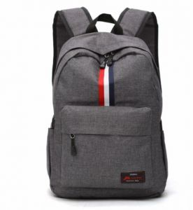 6b2147761f Business computer backpack canvas sports backpack outdoor leisure travel bag