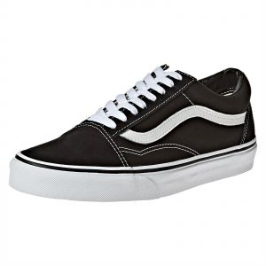 a13ca16fe25 Vans Black Fashion Sneakers For UNISEX