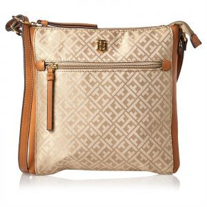 wholesale outlet cheap prices save off Tommy Hilfiger Crossbody Bag for Women - Tan