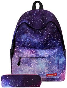Star shoulder bag junior high school student bag with pencil case 5e65349c5be77