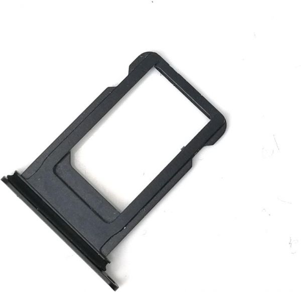 the best attitude baf04 ed401 E-REPAIR SIM Card Tray Slot Holder with Rubber Waterproof Ring Replacement  For iPhone 7 Plus Black
