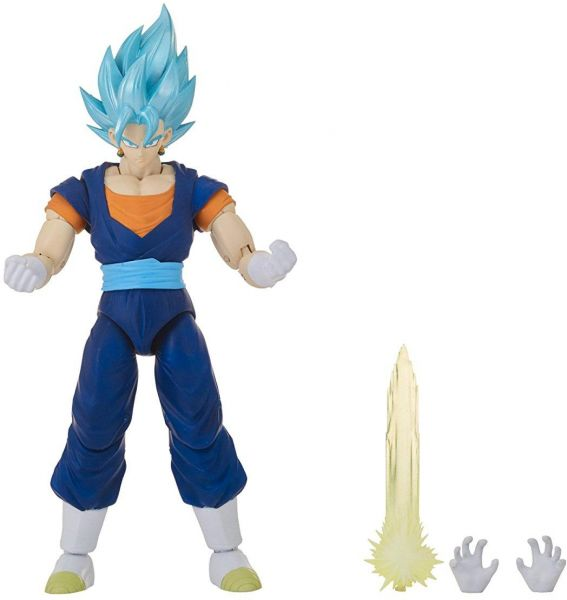 Dragon Ball Super Dragon Stars Super Saiyan Blue Vegito Figure Series 3