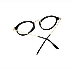 debc8e9e2cd Fashion Eyewear cat eye Vintage Oversized Womens Sunglasses metal Frame Glasses  Reading Glasses