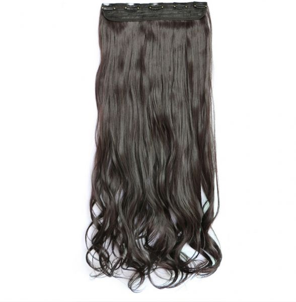 Souq | 70CM Five clip curling film Curly wig clips Five hair ...
