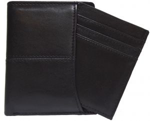 Genuine Leather Multifunctional Wallet Bifold Style