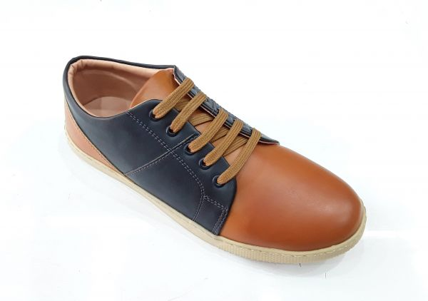 2324c8583662 SFS STYLING Tan Fashion Sneakers Shoes For Mens
