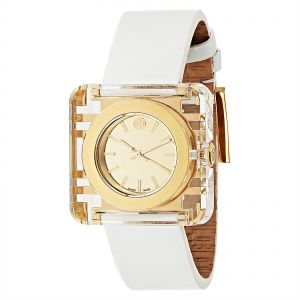 79cd8251a44 Tory Burch Casual Watch For Women Analog Leather - TRB3002
