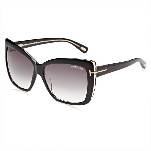 ab60d4d15d8f4 Tom Ford Butterfly Sunglasses for Women - Graduated Grey lens ...
