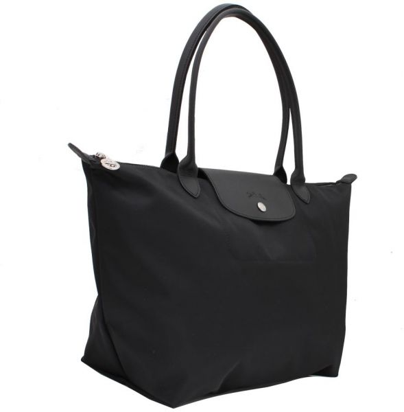 60816d5877ee Longchamp Le Pliage Neo Large Shoulder Tote Bag