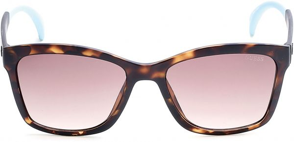2867bbbaf9 Guess Square Women s Sunglasses - GU7434 - 56-18-140mm