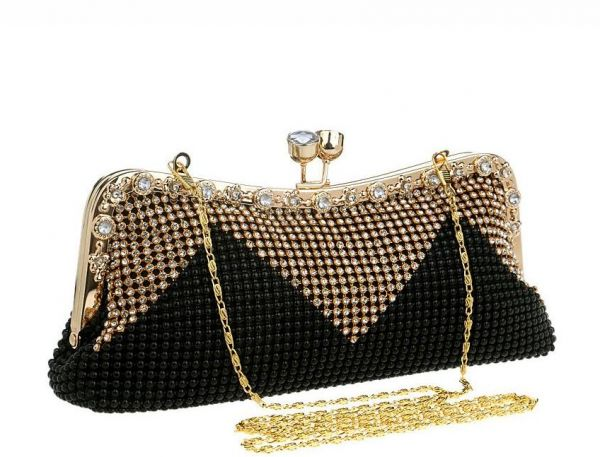 feecdbe698a8 Fashion Luxury Ladies Clutch Bag Evening Bag Classic Chain Single Shoulder  Bags