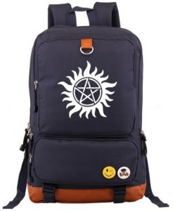 a5aebe9ee5 Supernatural series premium canvas Backpack