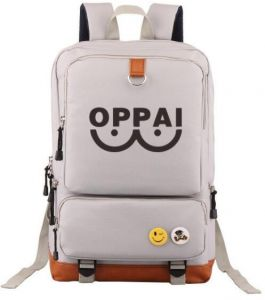 Fashion casual man and women student canvas backpack 3d69995216d31