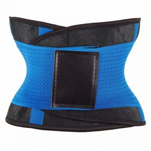 6a001c8bad0c1 Adjustable Women s Waist Trainer Belt-Waist Cincher Trimmer Slimming Body  Shaper Belt Sport Girdle Belt