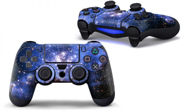 Jeecoo Skins for PS4 Controller - Stickers for Playstation 4 Games