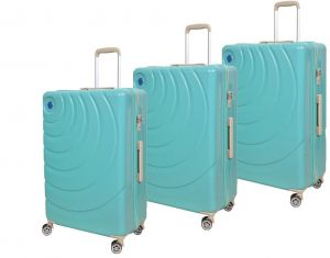 d6d6ef03654e Track Luggage Trolley Bags Set of 3 Pieces