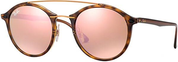 a20e2bc9a0f ... Unisex Round Sunglasses - RB4266 710 2Y49 - 49-21-140 mm. by Ray-Ban