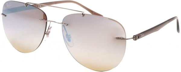 4b32f9fd8b ... Unisex Aviator Sunglasses - RB8059 003 B857 - 57-16-140 mm. by Ray-Ban