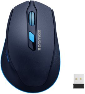 cd93934f580 Microsoft Surface Pro Ergonomic Wireless Mouse, Portable Optical Wireless  Mouse with 2.4G Connectivity, 6 Buttons, 15m Working Range, Auto Sleep and  1600 ...