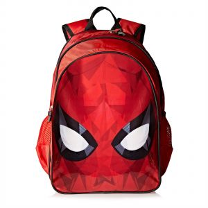 7fc25215896f Spiderman School Backpack for Boys - Red