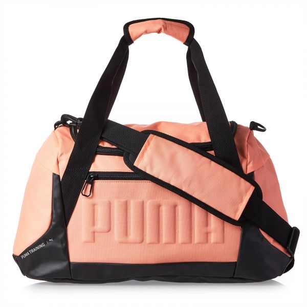 Puma Gym Sport Duffle Bag for Women - Orange  002d1bf6f3b10