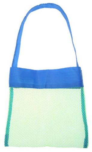 Mesh Beach Bag Tote Sand Toy S Bags Away From Or Water For Holding Children Toys Swimming Equipment Storage Other Items