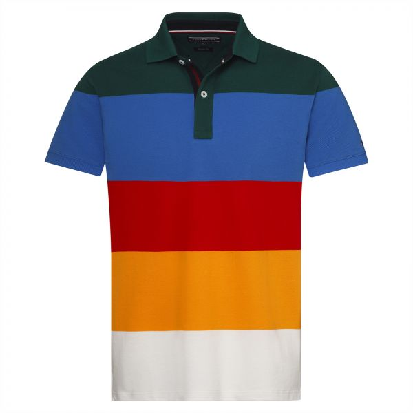 0070fd80 Tommy Hilfiger Polo for Men - Multi Color | KSA | Souq