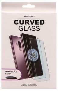 Nano Optics Curved Full Glass Screen Protector for Samsung Galaxy S7 Edge,  Clear