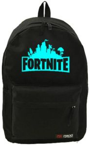 d18922951ac1 Fortnite Series basic green Noctilucent Luminous Backpack Casual Everyday  Student School Bookbag Basic Travel Rucksack Light Weight Canvas Backpack  Unisex ...