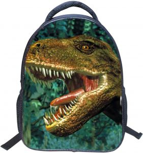 3D Dinosaur Printing Magic Dragon Backpack for Kids Animals Children  Schoolbags Boys Girls School Bags 622d73620fb59