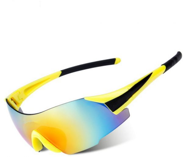 44da8982ca2 Polarized Sports Sunglasses for Men Women Cycling Running Driving ...