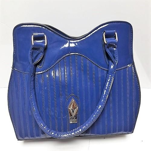 First Queen Bag For Women Bright Blue Shoulder Bags