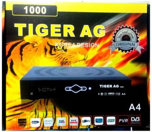 Buy Satellite Receivers | Tiger | Egypt | Souq