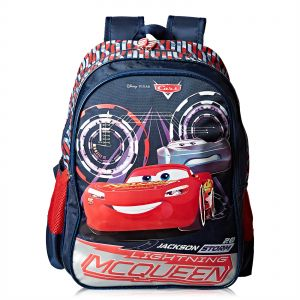 c8650ea01588 Cars 18 inch Jackson Storm Racing Backpack - Polyester
