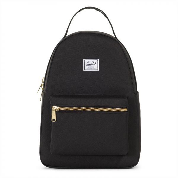 e656b8df7e Herschel 10502-00001-OS Nova X-Small Unisex Casual Daypacks Backpack - Black