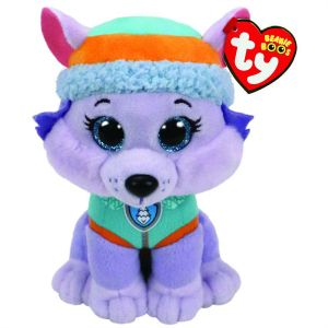 TY Beanie Boos Paw Patrol Everest Dog Stuffed Toys - All Ages e2451b492e20
