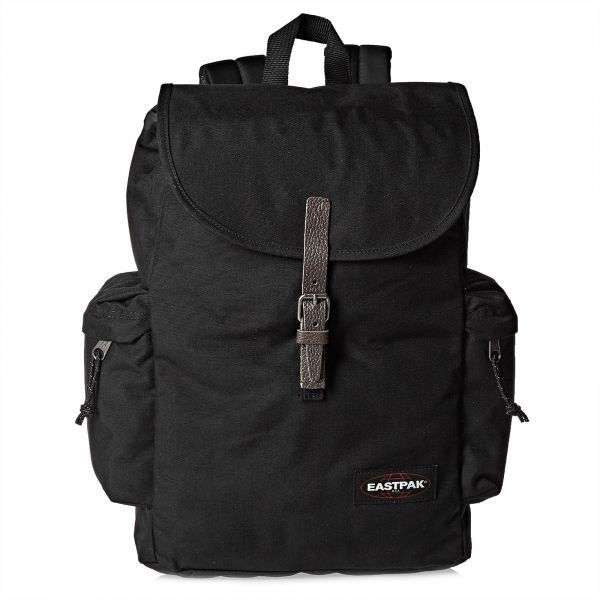 Eastpak Unisex Austin Backpack - Black