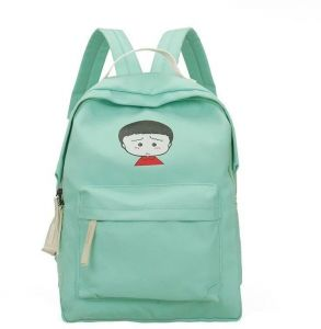 744a353e4c 2018 Koren Fashion Cartoon Cute Girl Casual Canvas School Bags For Teenager  Girls Students outdoor travel and laptop Backpack