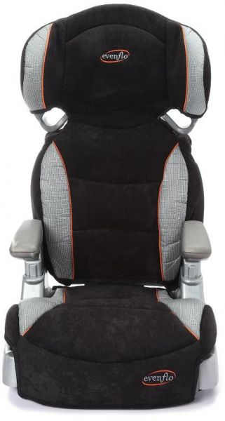 Baby Car Seat Big Kid Booster Stage 2 Black