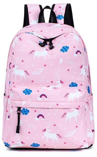 a00d29aa0150 Teen Girls Backpack Unicorn Casual Laptop Daypack School Student Book Bag  School Bags Travel Rucksack Fit 15.6 in Laptop