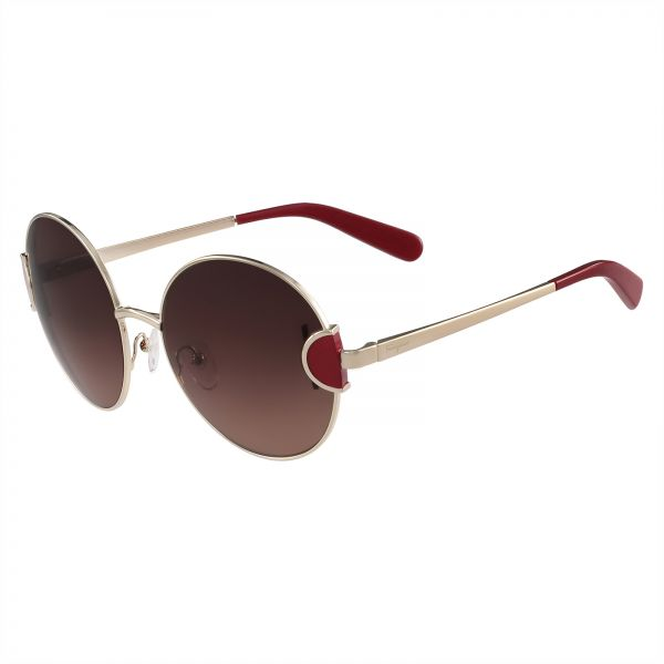 841ee4c3b7 Salvatore Ferragamo Women s Sunglasses - SF156S-735 59