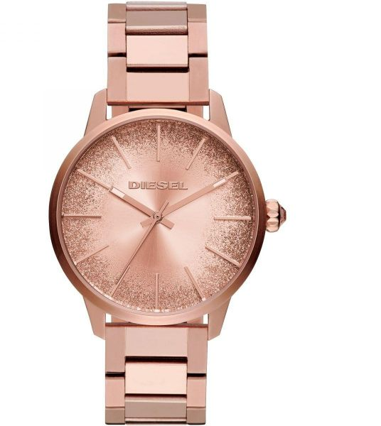 e1e3ff056 Diesel Casual Watch For Women Analog Rose Gold Plated - DZ5567 ...