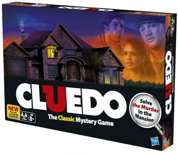 Image result for cluedo board game