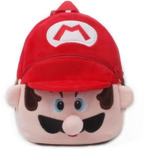 Kids Leash Bags Toddler Plush Backpack with Safety Harness Playful  Preschool Kids Snacks Bag for Little Children(0-36Mouth) Super Mario 0cd9b16eb5f